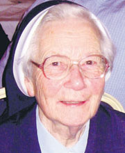 Sister Margaret Dolores Murray