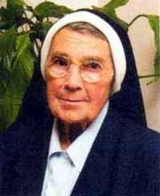 Sister Ursula Mary Higgins
